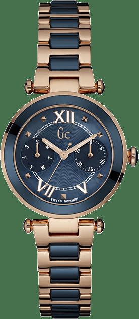 2016'na girerken mavinin asil tonlarında göz alıcı ve çarpıcı olmak istiyorsanız, Gc saatleri size hediye saat imkanı tanıyor .