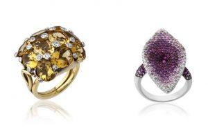 Renkli Mücevherler