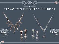 Atasay Mücevherat, Beyaz Altın ile Mücevher Modası'nı Belirliyor
