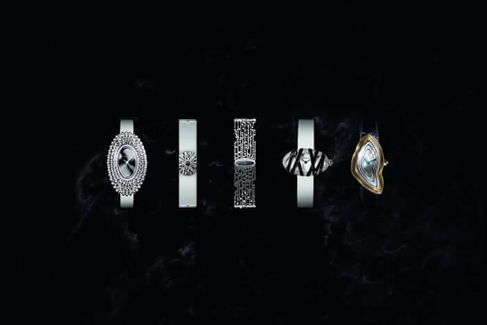 Sevgiliye yeni yıl hediyesi olarak saat ve mücevher