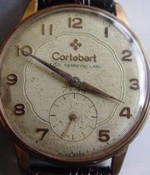 Cortebert Saatlerin En Yeni Modelleri