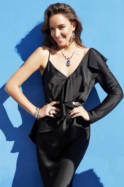 Mücevher modası 2019 için sırada özel bir mücevher markası var.