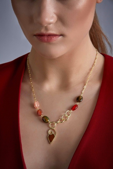 Sevgililer Günü Hediyesi Mücevher ve Saat So CHIC'den Aura Koleksiyonu