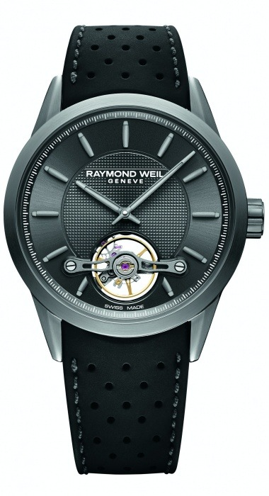 Raymond Weil Freelancer Calibre RW1212 Titanyum koleksiyonu