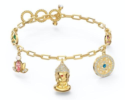 2020 İlkbahar Mücevher ve Saat Modası Swarovski Sculptured Shell Koleksiyonu
